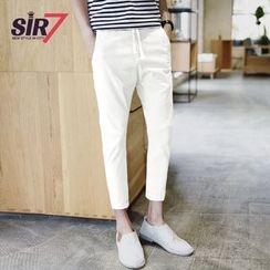 SIRIUS - 九分錐形褲