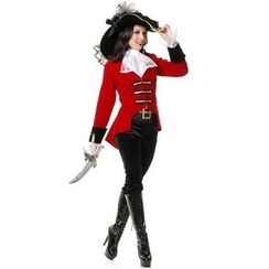Cosgirl - 女海盜角色扮演服