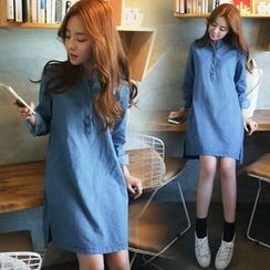 EFO - Denim Shirtdress