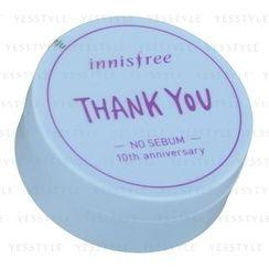 Innisfree - No Sebum Mineral Powder 04 Thank You (10 th Anniversary) (Limited Edition)