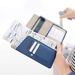Evorest Bags - RFID Blocking Travel Wallet