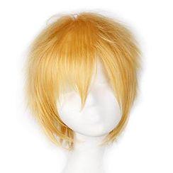 Coshome - Free! Nagisa Hazuki Cosplay Wig