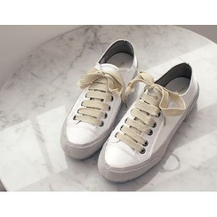 DANI LOVE - Genuine Leather Sneakers