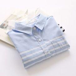 Bonbon - Striped  Shirt