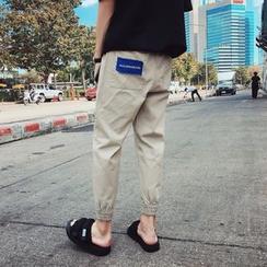 Soulcity - Cropped Harem Pants