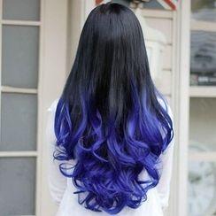Hairchantress - 接髮片 - 波浪 / 長款半頭假髪 - 波浪