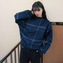 Dute - Plaid Pullover