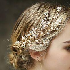 Neostar - Bridal Rhinestone Hair Clip
