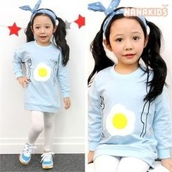 nanakids - Kids Printed Long Sweatshirt