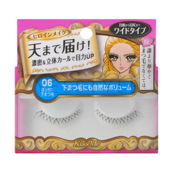 ISEHAN - Heroine Make Impact Eyelashes#06