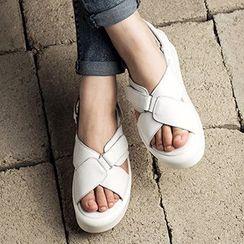 MIAOLV - Platform Sandals