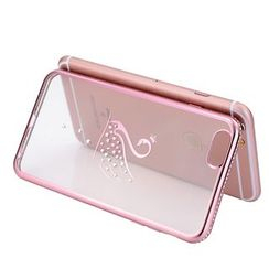 Wince - Embellished Silicone Mobile Case - iPhone 5s / 6s / 6s Plus