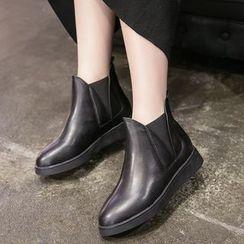 Monde - 厚底及踝靴