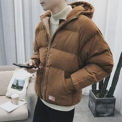 子俊 - 連帽夾層夾克