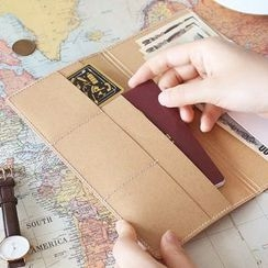 OH.LEELY - Travel Wallet