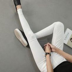 Fashion Street - Plain Skinny Pants