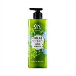 ON: THE BODY - Nature Garden Perfume Body Wash 500g