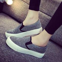 Solejoy - 閃閃輕便鞋