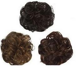 Ticoo - Hair Bun - Wavy