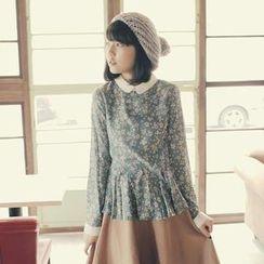 Tokyo Fashion - Floral A-Line Blouse