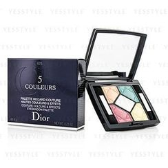 Christian Dior 迪奥 - 5 Couleurs Couture Colours and Effects Eyeshadow Palette - No. 676 Candy Choc