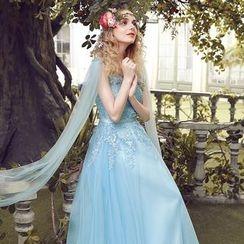 Nidine - 蕾絲新娘禮服