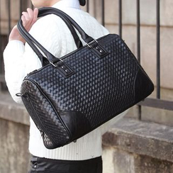 BagBuzz - Woven Carryall Bag