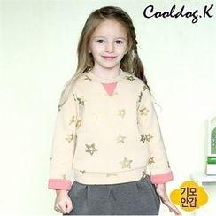 WALTON kids - Kids Strap Print Sweatshirt
