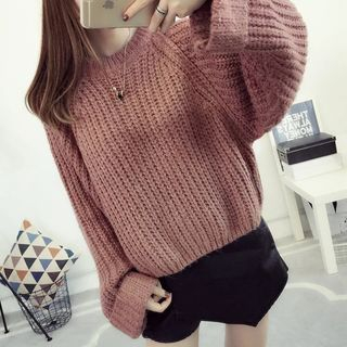 FR - Chunky Knit Sweater