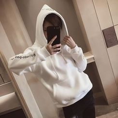 ERE - Embroidered Hoodie