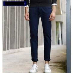 WOOG - Straight Fit Pants