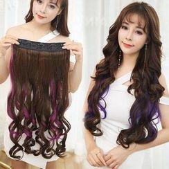 fama - Wavy Long Half Wig