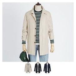 DANGOON - Single-Breasted Coat