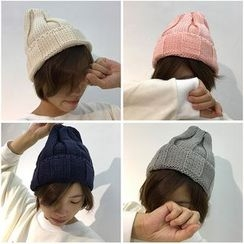 FROME - 纯色无边帽