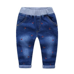 WellKids - Kids Embroidered Jeans