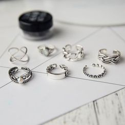 MOMENT OF LOVE - Open Ring (Various Designs)