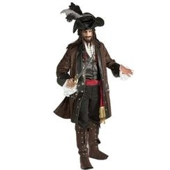 Whitsy - Pirate Party Costume