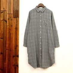tete - Plaid Shirt