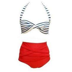 Auga - Striped Bikini