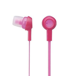 LIFE STORY - In-Ear Earphone - Dark Pink
