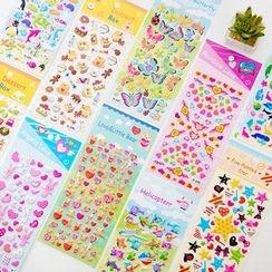 Fun House - Decorative Stickers