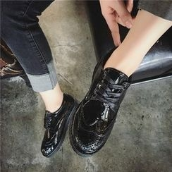 Hipsole - Lace-Up Brogue Oxfords