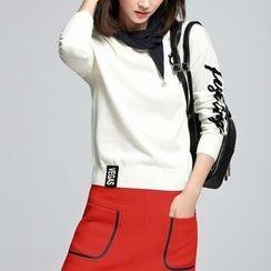 Sentubila - Lettering Sweater