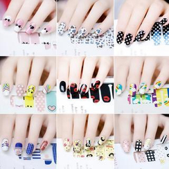 Seoul Young - Printed Nail Sticker