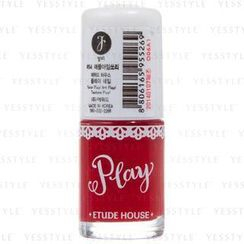 Etude House - Play Nail Color 054 (#RD304) Jelly