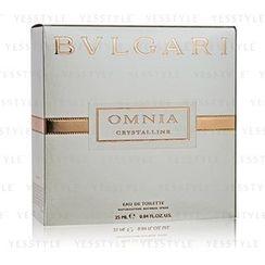 Bvlgari - 白晶淡香水  (寶石裝)