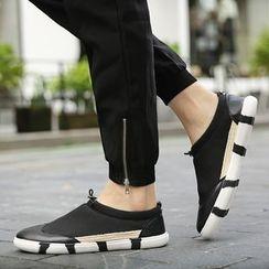 MR.GONG - 拼接轻便鞋