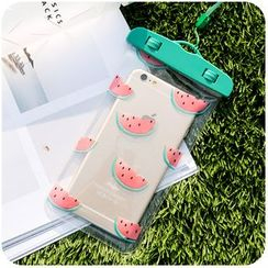 Momoi - Printed Waterproof Phone Pouch