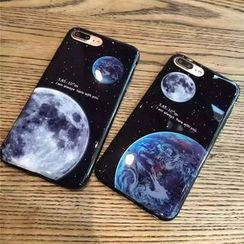 Kerodine - Printed iPhone 6 / 6 Plus / 7 / 7 Plus Case
