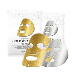 Secret Key - Wrapping Foil Mask Set 5pcs